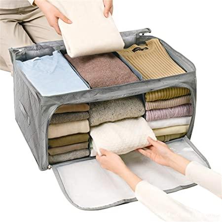 Caja de ropa con varias aperturas