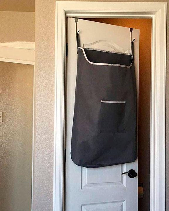 Cestos de ropa sucia para colgar
