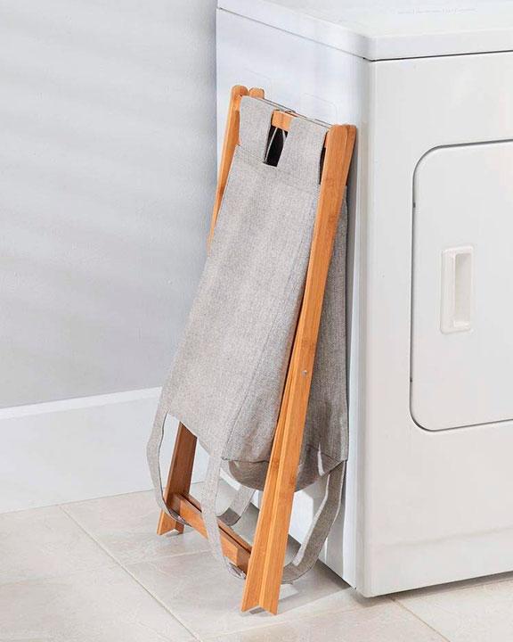 Cestos de ropa sucia plegables