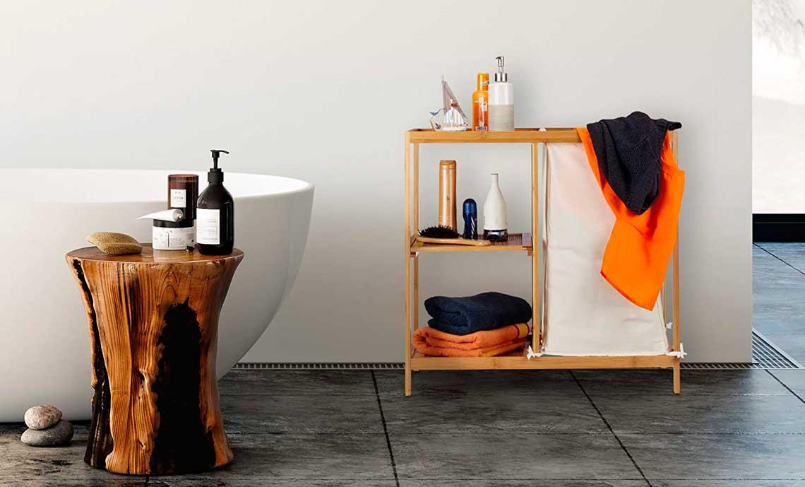 Mueble para ropa sucia